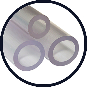 Unreinforced PVC Tube