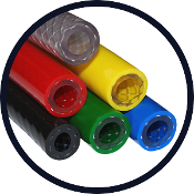 Non Phthalate Reinforced PVC Hose