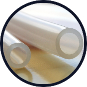 Unreinforced Silicone Tube