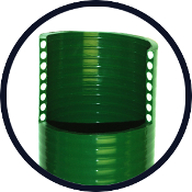 Heavy Duty PVC Suction and Discharge Hose