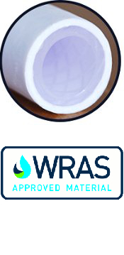 VendHose Wras Approved White